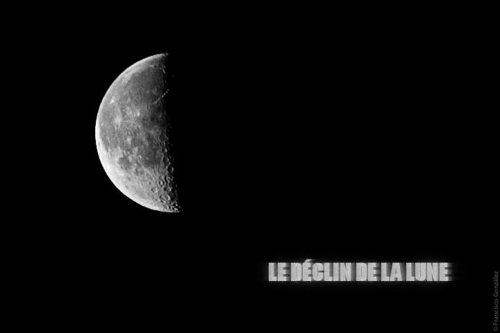 Le déclin de la lune