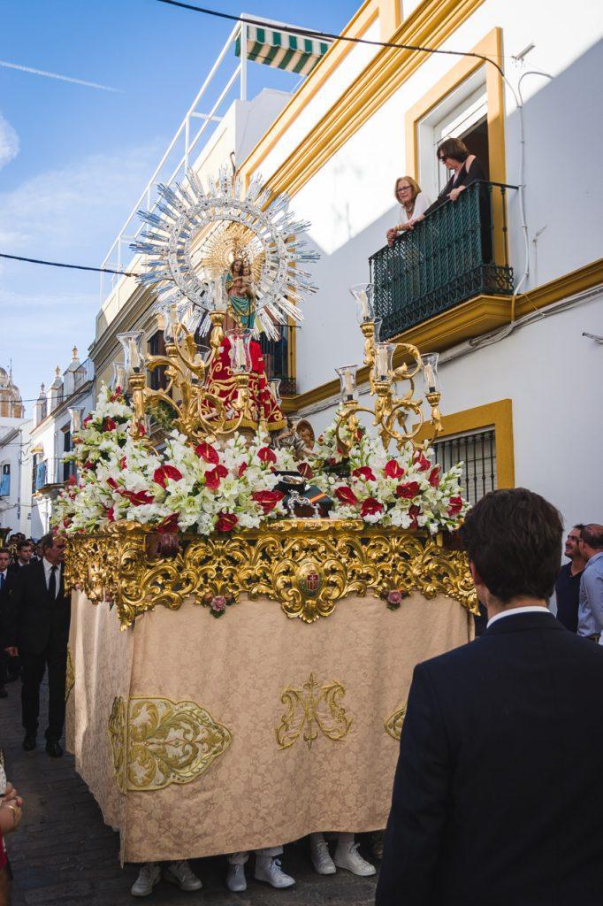 Semana Santa Palio Religioso Marchena Sevilla Virgen del Pilar
